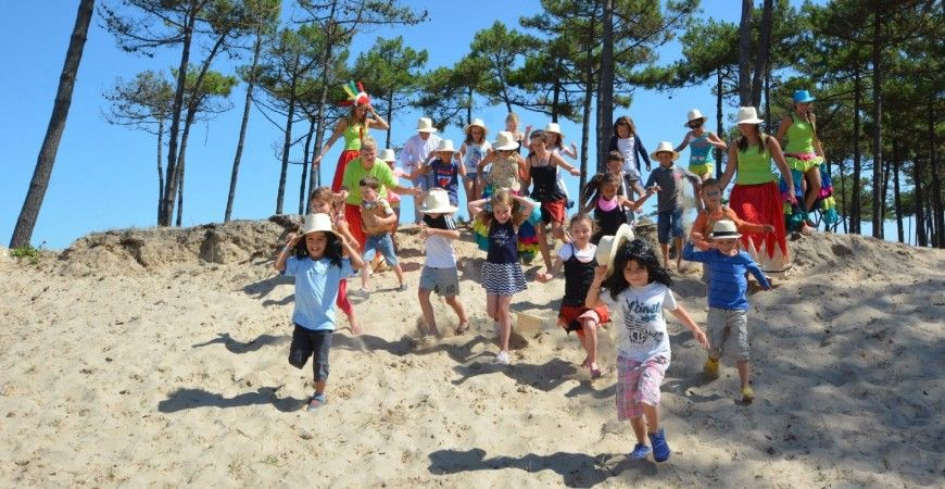 Camping Soulac Plage Activiteiten